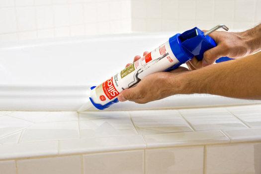 Caulking Bathtubs AG Williams Painting Company - Best way to caulk a tub