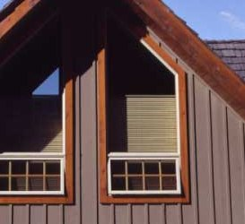 Should i paint or stain my wood siding a g williams - How long does exterior paint last on wood ...