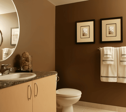What Kind Bathroom Paint Should I Use A G Williams Painting Company