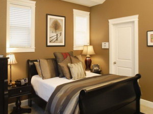 choosing colors for guest bedroom