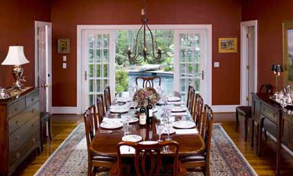 What color should i paint my dining room a g williams - What color should i paint my room ...