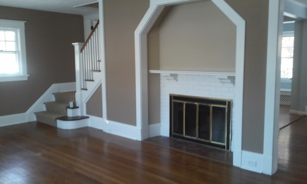 Interior Painting In Larchmont Ny Warming Old Walls