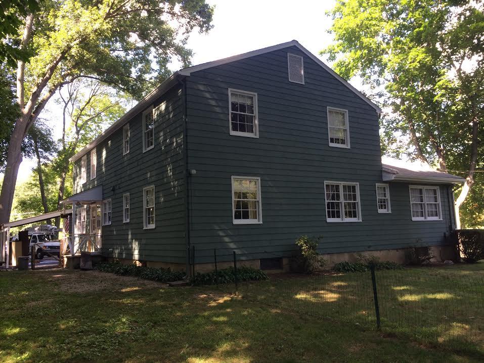 exterior painting in Norwalk, CT