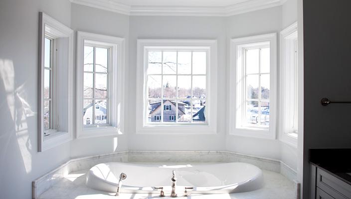 choosing white interior paint