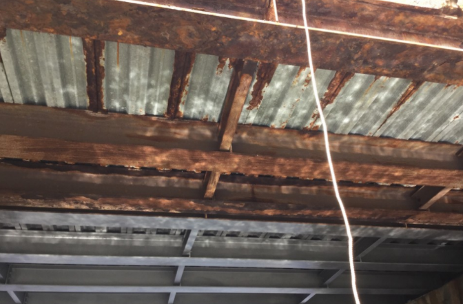 Painting structural steel commercial painting projects for How to prepare metal for painting