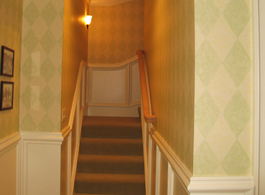 Can I Paint Over Wallpaper A G Williams