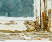 replacing wood rot is a vital part of exterior paint maintenance