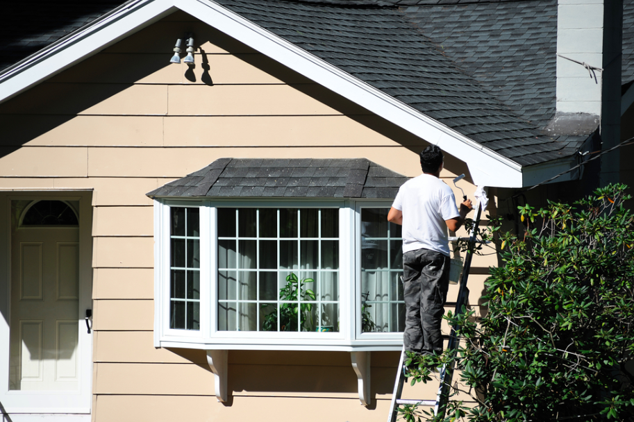 How Long Does It Take to Paint a Home Exterior? - A.G ...