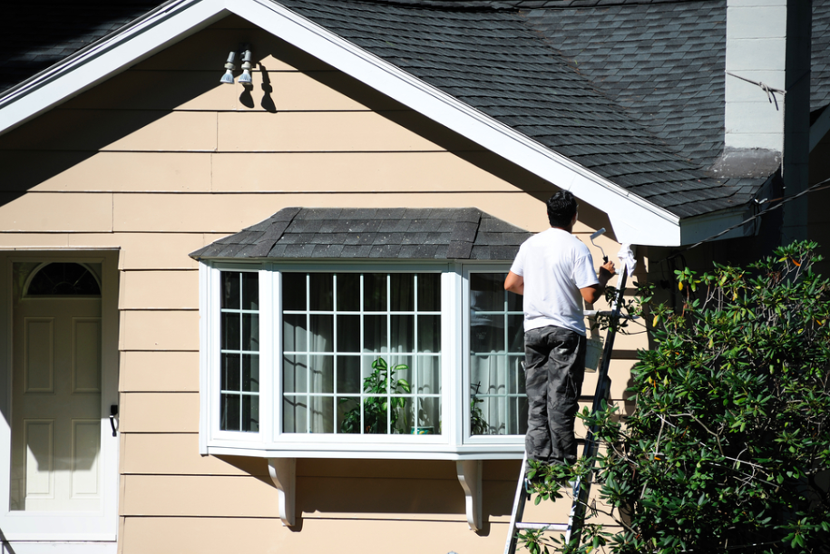How To Maintain Your Exterior House Paint A G Williams