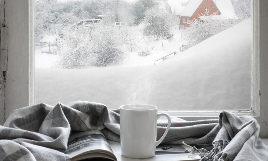 will your exterior paint keep the snow out of windows this winter?