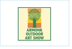 armonk art show label