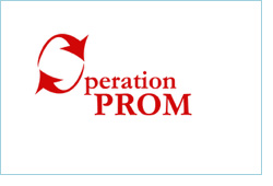 operation prom logo