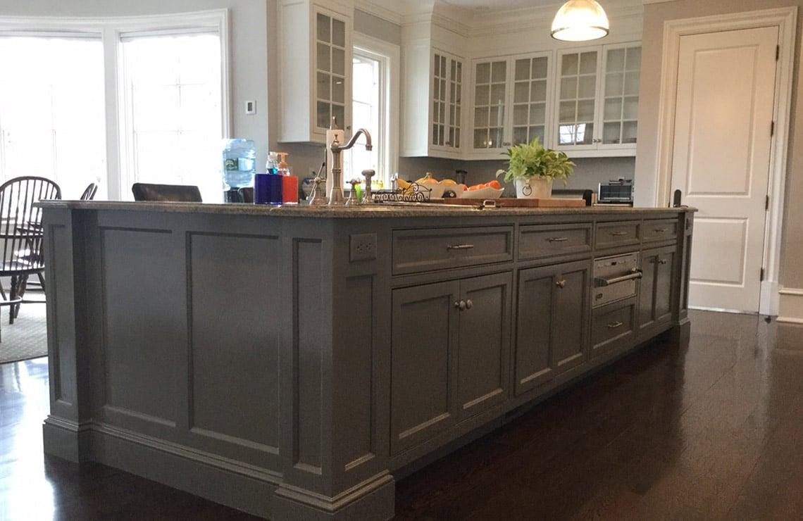 Kitchen-Island-Painting-AGWilliams