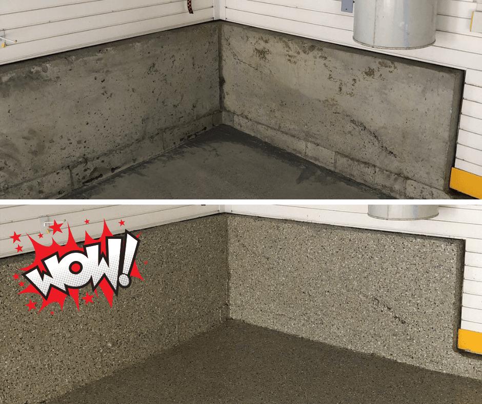 garage floor coating in NY