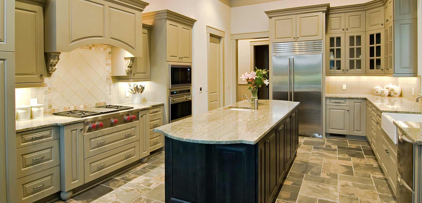 Kitchen Painting Walls or Cabinets First   A.G. Williams