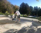 concrete coating for patio