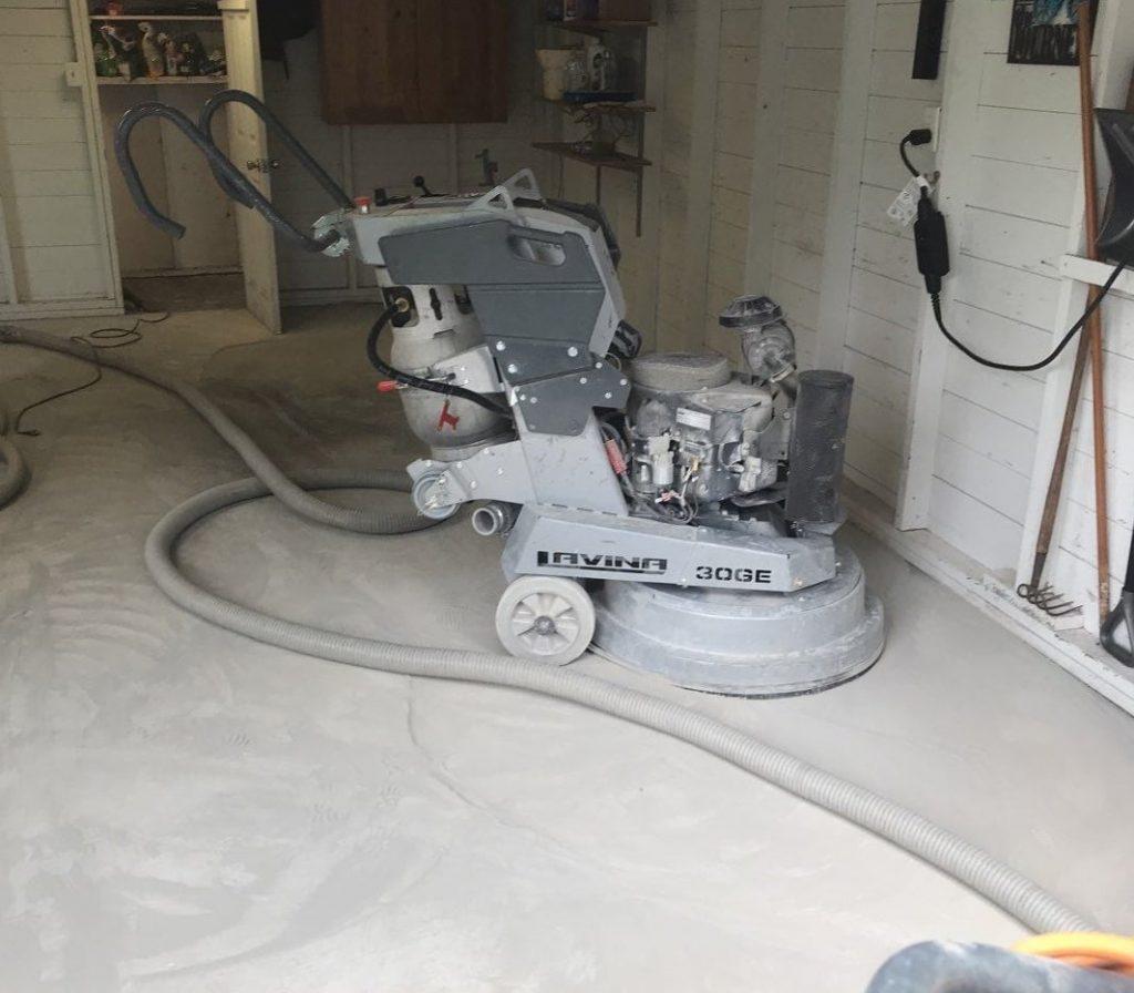 should I coat my garage floor?